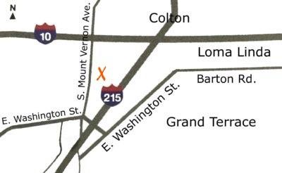 Colton High School Campus Map.Cpc